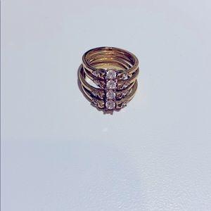 Banana Republic Gold ring